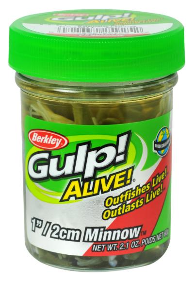 Berkley Gulp Alive Minnow