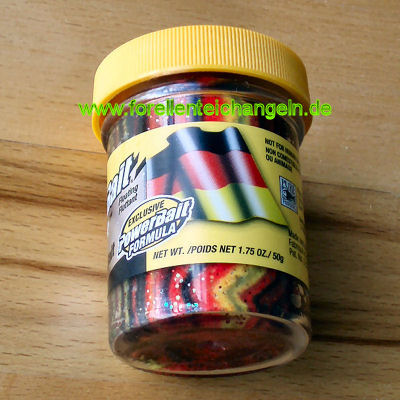 Berkley Powerbait Extra Scent National Glitter - Deutschland