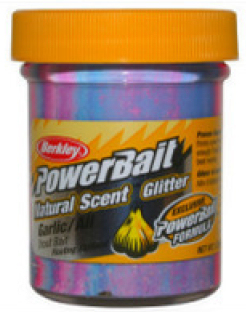 Berkley Powerbait Natural Scent Troutbait Garlic - Captain America