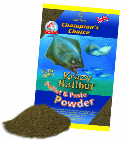 Browning Pellet Powder Halibut