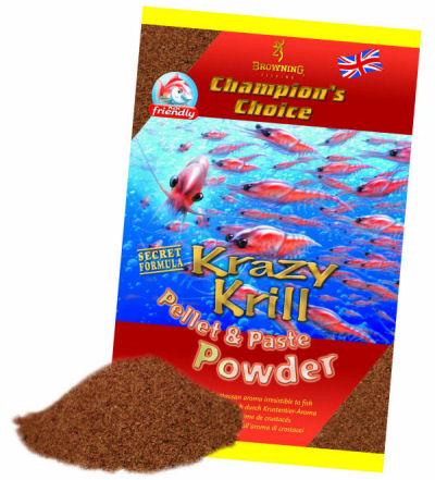 Browning Pellet Powder Krazy Krill