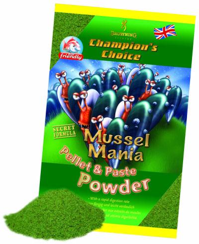 Browning Pellet Powder Mussle Mania