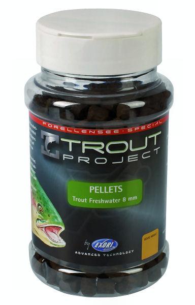 Exori Trout Project Pellets
